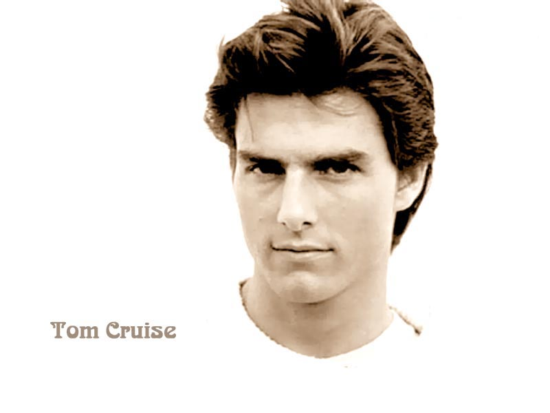 tom cruise younger. hair Tom+cruise tom cruise